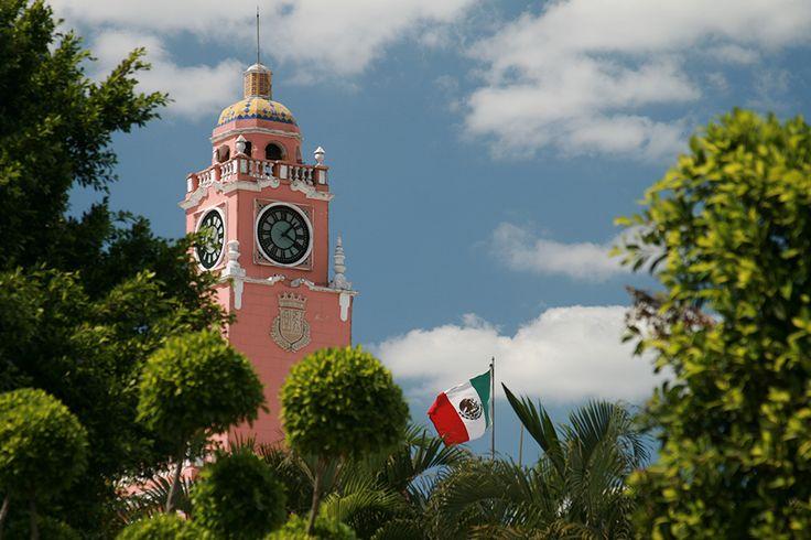 Несколько удивительных дней в мексиканской Мериде #mexico