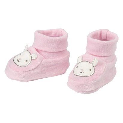 BORNINO RABBIT & DOG Baby-Schuhe aus 80% Baumwolle und 20% Polyester. Ihr Kind wird nie wieder kalte Füße haben! :)