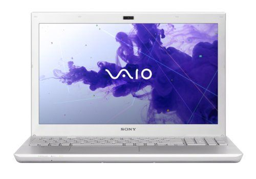Sony VAIO S Series SVS1512ACXS 15.5-Inch Laptop (Silver) by Sony. $1149.99. Amazon.com                 At just 4.4 pounds., the VAIO S Series 15 laptop offers stepped-up performance and all-day mobility in a sleek, full-flat design with carbon fiber elements. This S Series laptop in silver (model SVS1512ACXS) features up to 3.75 hours of battery life, a 15.5-inch Full HD 1080p LED-backlit display, and NVIDIA hybrid graphics (with 1 GB of dedicated video RAM). ...