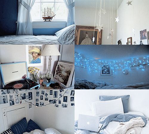 dear mr potter, Ravenclaw bedroom aesthetic due to