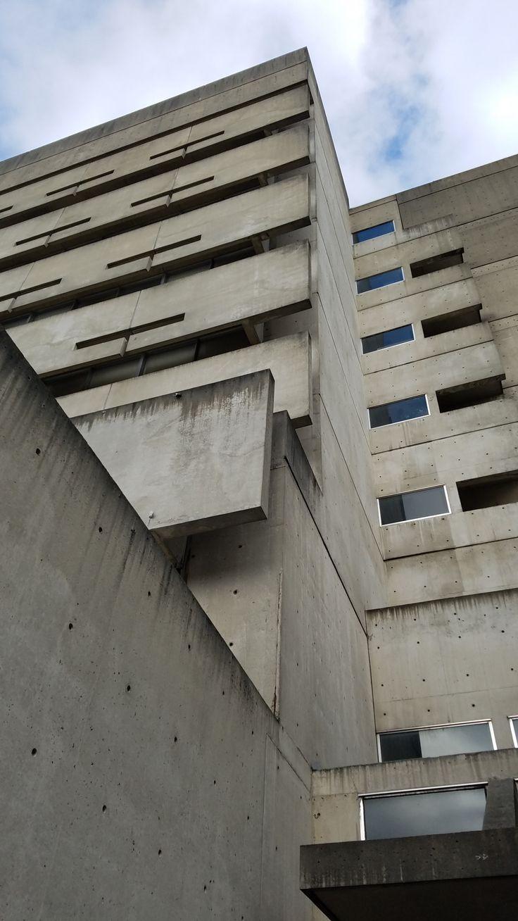 Condon Hall, University of Washington, Seattle, WA, USA