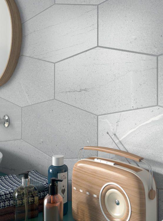 35 best Hexagonal Tiles The Tile Depot images on Pinterest