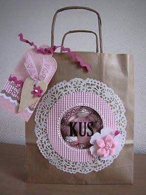 M s de 1000 ideas sobre bolsas de golosinas en pinterest - Papel adhesivo para decorar ...
