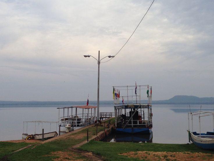 Lago Ypacarai Paraguay