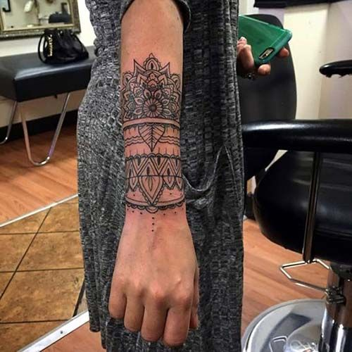 bilek dövmeleri bayan wrist tattoos for women