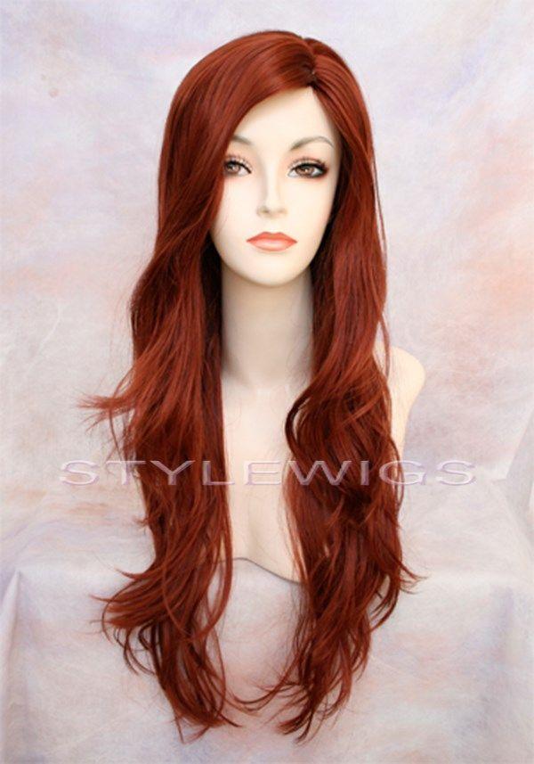 Jean Grey Xmen wig