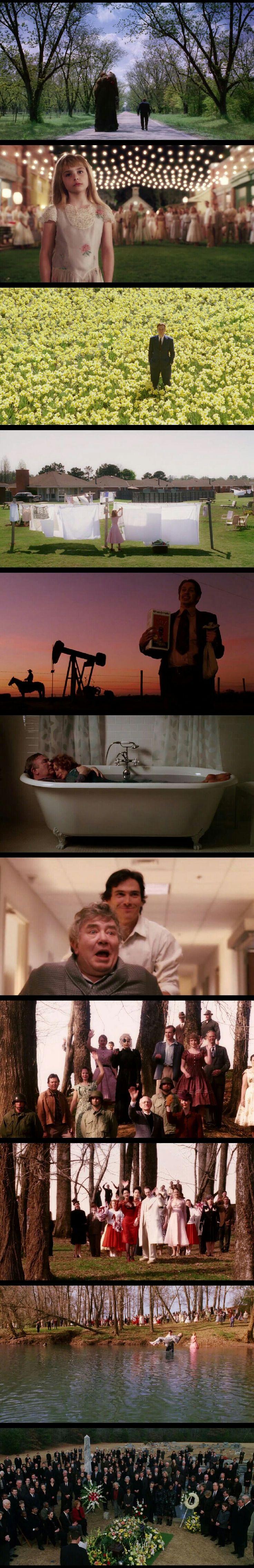 Big Fish(2003) Directed by Tim Burton.