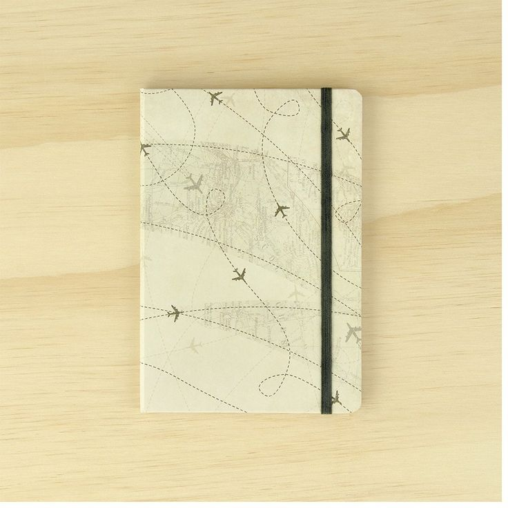 Hardcover Journal - Flight Plan