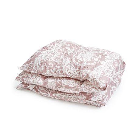 冬の寒さから守ってくれる「羽毛布団」 ダブルサイズ – ボリュームたっぷりなのに、軽くて暖かい。本格的な冬の寒さから守ってくれる本掛け1枚タイプ羽毛布団 | nuage / フランス産ホワイトダック 90%(MONOCO 限定)