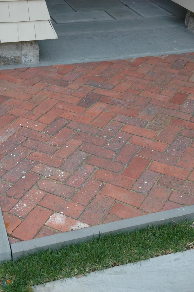 herringbone brick -TLLD