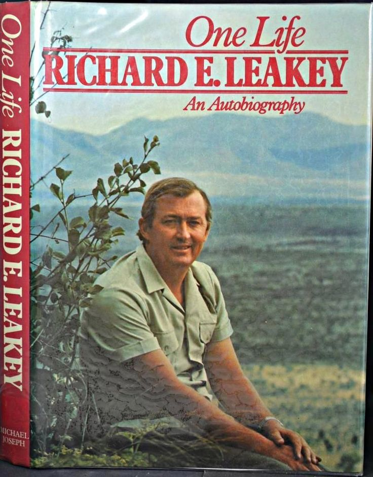 An introduction to the literature by richard leakey