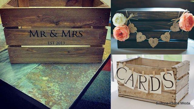 W co włożyć koperty ślubne? | Szalona Panna Młoda