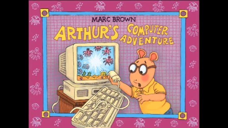 Living Books Arthur's Computer Adventure (Read to Me Version)