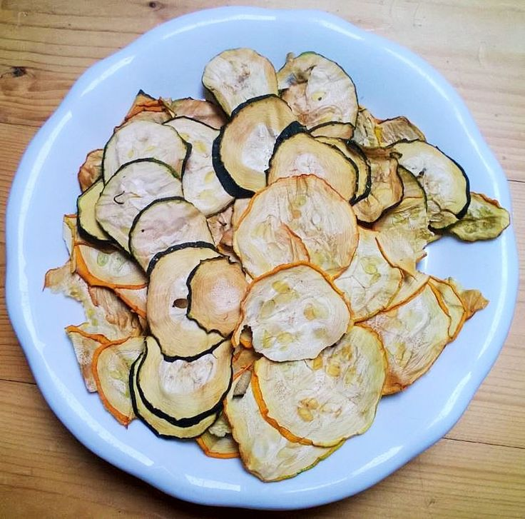 RAW recepty | Cuketové chipsy | www.rawsuperfood.cz