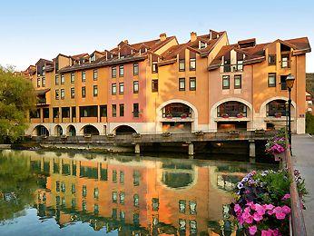 Economic hotel ANNECY - ibis Annecy Centre Vieille Ville