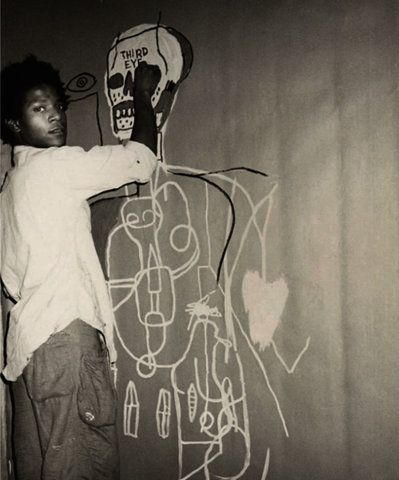 BASQUIAT. sigh... long lost husband I'll never have
