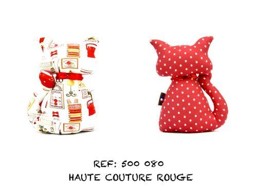 HAUTE COUTURE ROUGE Emmanuel Création