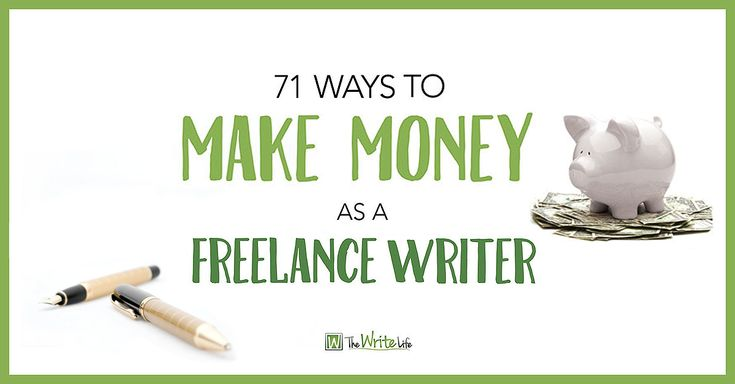Make Money as a Freelance Writer: Ebook
