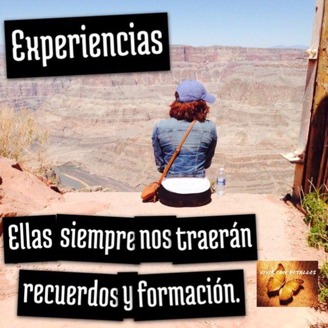 Experiencias – detalles para ti