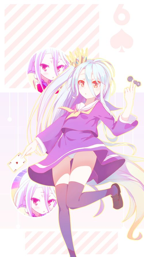 101 best ♡ No Game No Life ♡ images on Pinterest   Anime art ...
