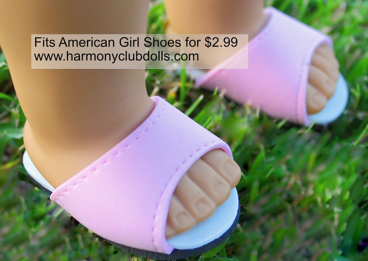Shop over 300 styles for American Girl at www.harmonyclubdolls.com