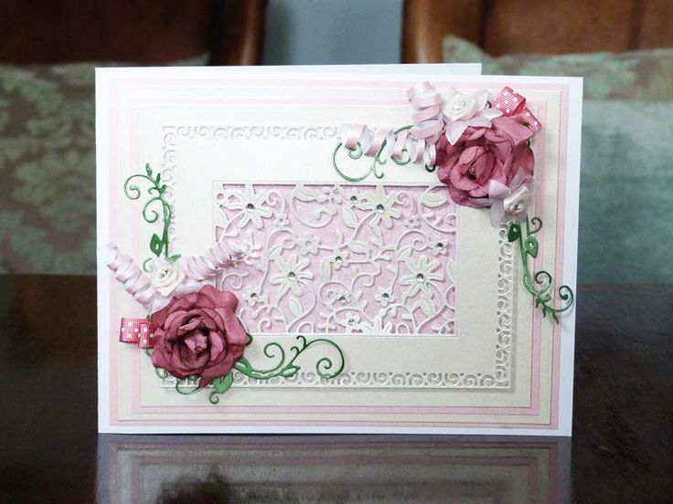 Lace Card Making Ideas Part - 32: The Tattered Lace Issue 7. Tattered Lace CardsBirthday ...