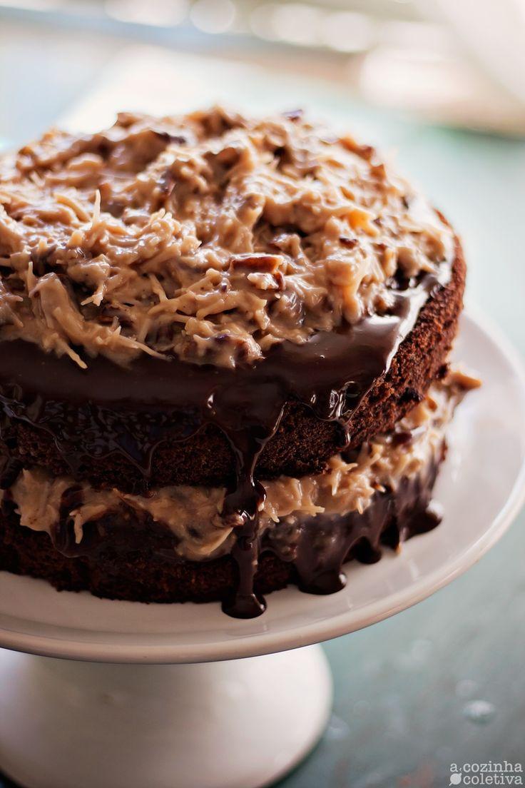 Olás, tudo bom?   Ano passado citei aqui a minha listinha de bolos clássicos americanos a serem testados, lembram? Já aprovamos com...