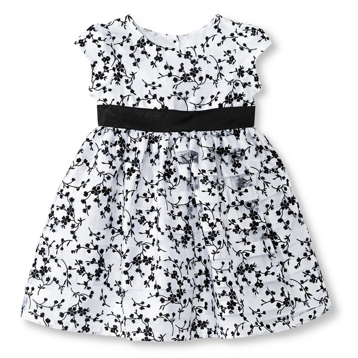 53 Best Baby Girl Spring Clothes Images On Pinterest Little Girls