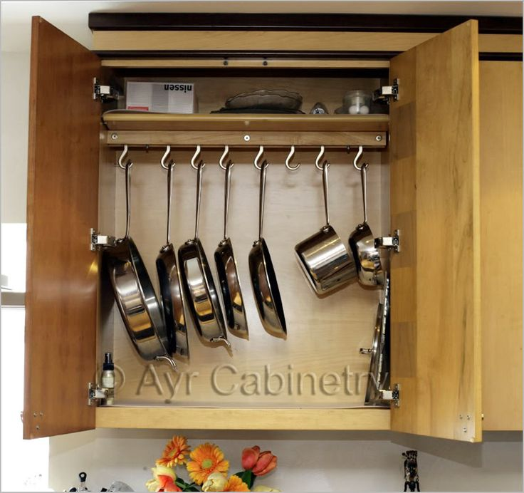 Kitchen Cabinet Organization Ideas: 25+ Best Ideas About Kitchen Cabinet Organizers On