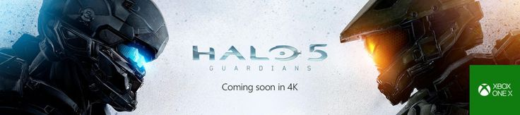 Halo 5 Getting 4K Support On Xbox One X