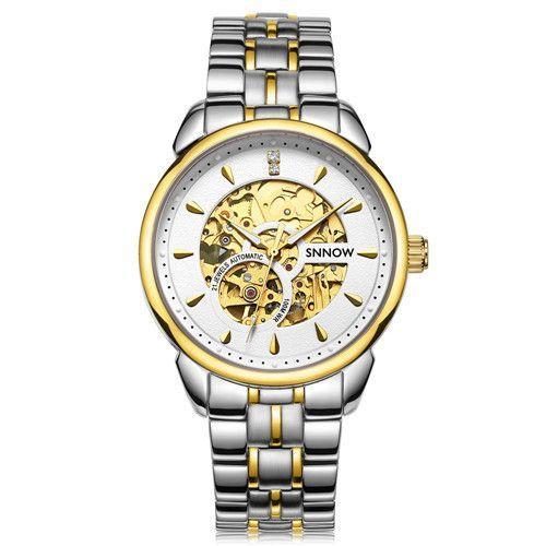 Automatic mechanical watches men business dress classical Charm men's watch waterproof