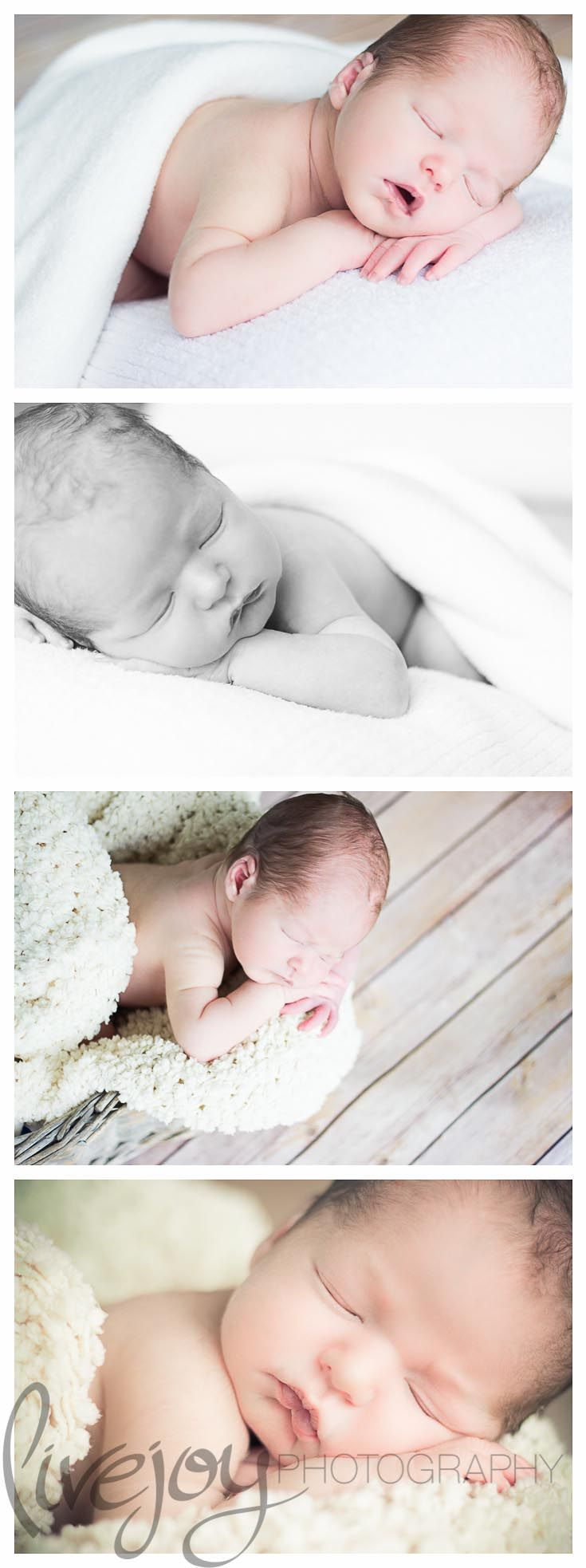 Newborn Photography #LiveJoyPhotography #newborn
