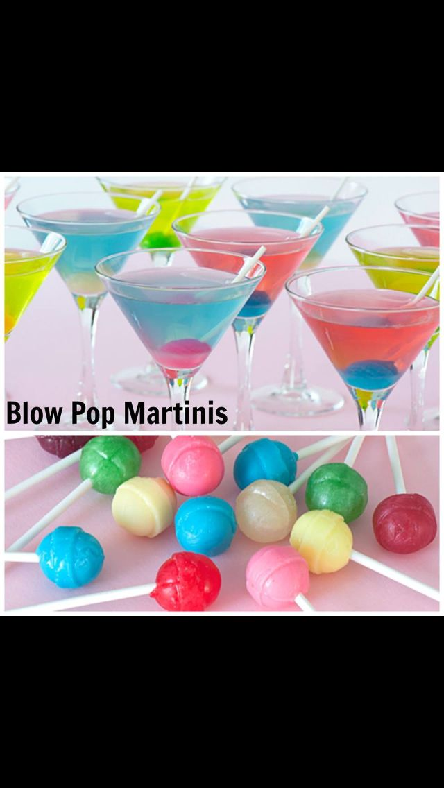 blow pop martini more halloween food drink pop martinis drinks blow ...