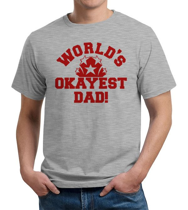 orlds okayest dad mens - 600×672