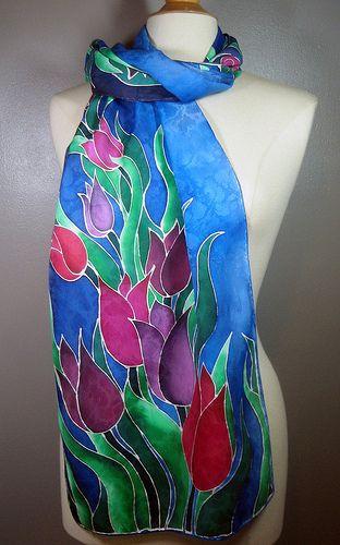 Jeweled Tulips | Flickr - Photo Sharing!