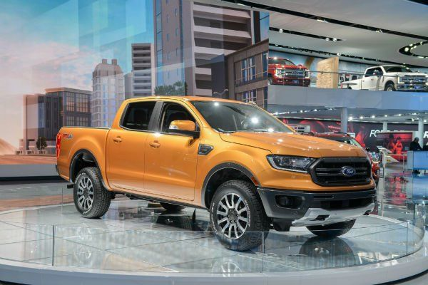 2019 Ford Ranger Super Cab In 2020 2019 Ford Ranger Ford Ranger 2019 Ford
