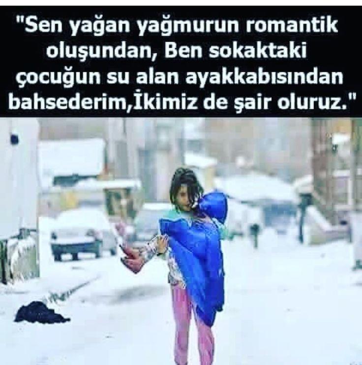 Kış seni hiç sevmiyorum✔
