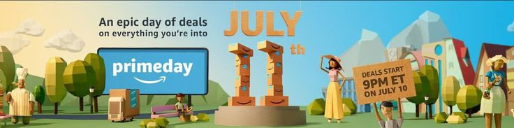 {*Free Trial*} Amazon Prime Day 2017 Deals Sale Angebote Video App