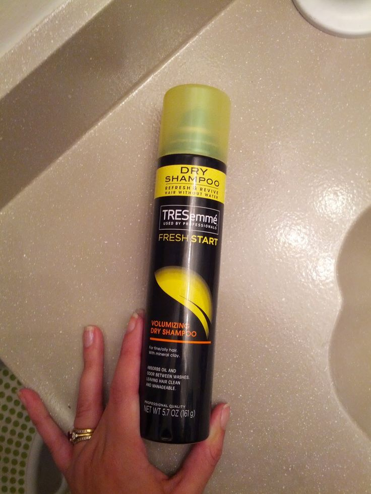 Product Review: Tresemme Dry Shampoo