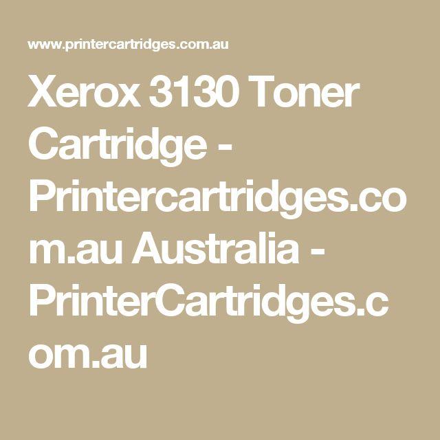 Xerox 3130 Toner Cartridge - Printercartridges.com.au Australia  - PrinterCartridges.com.au