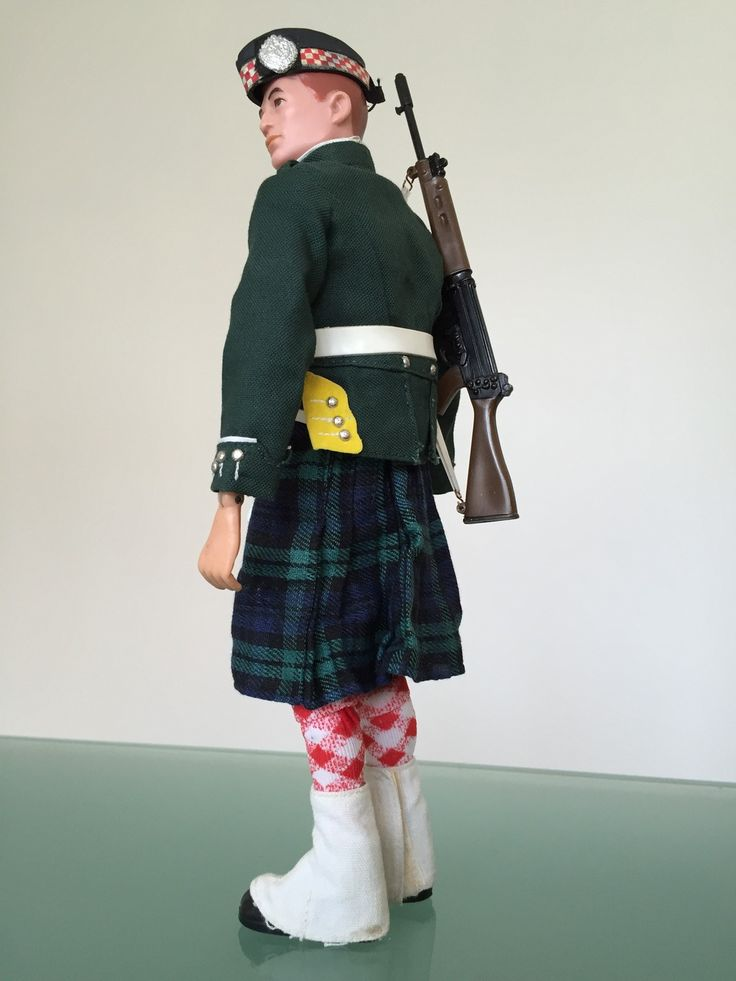 The Unofficial Action Man HQ Forum - Argyll & Sutherland Highlanders