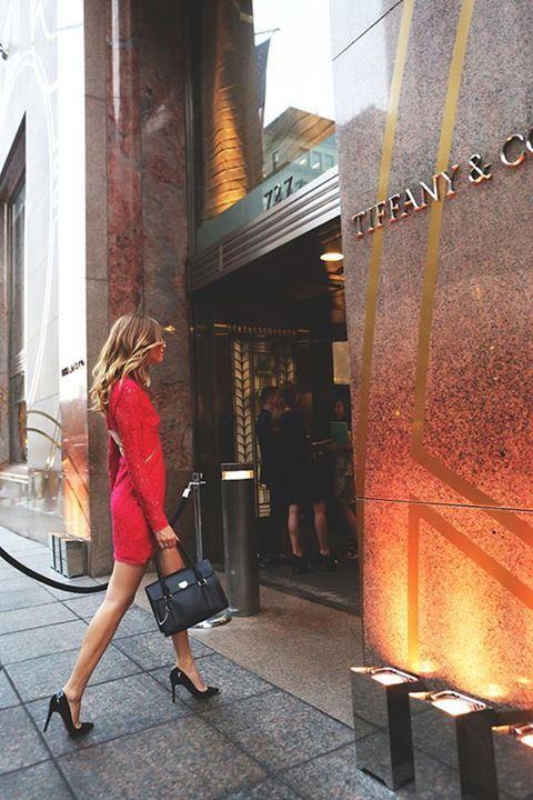 Park Ave. Socialite's favorite store: