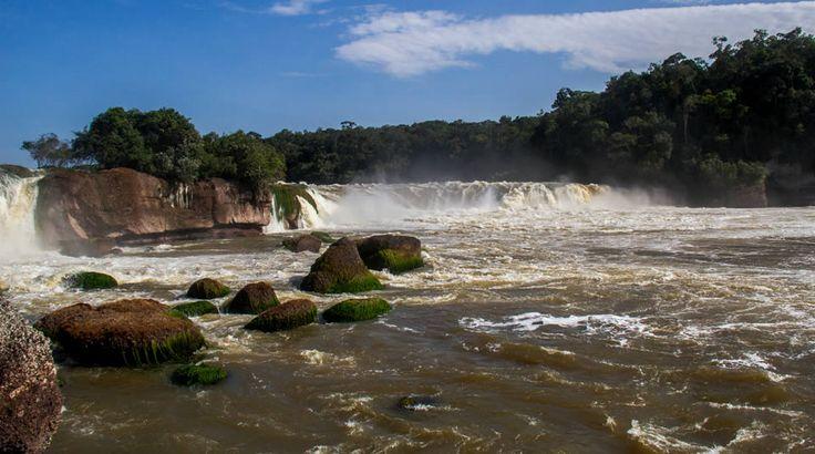 Parque Nacional Natural Yaigojé Apaporis | Parques Nacionales Naturales de Colombia