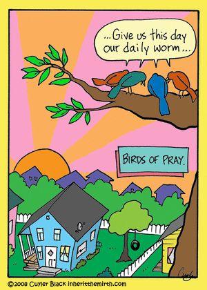Inherit the Mirth Comic Strip, April 11, 2014 on GoComics.com