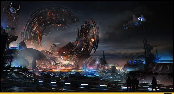 Sci-Fi-art-красивые-картинки-rounin-(amuza)-1891021.jpeg (1520×810)