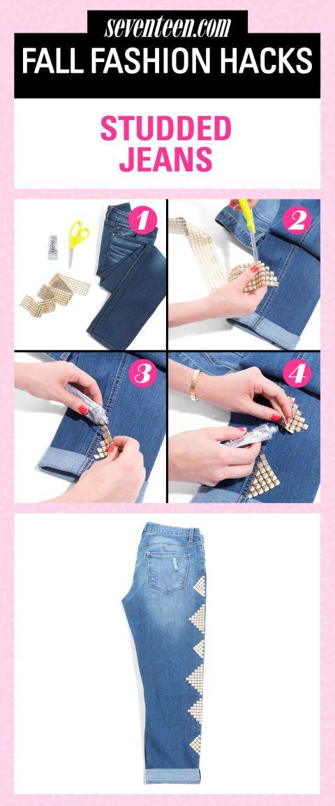 23 best ideas about DIY Clothes on Pinterest | Jean bag ...