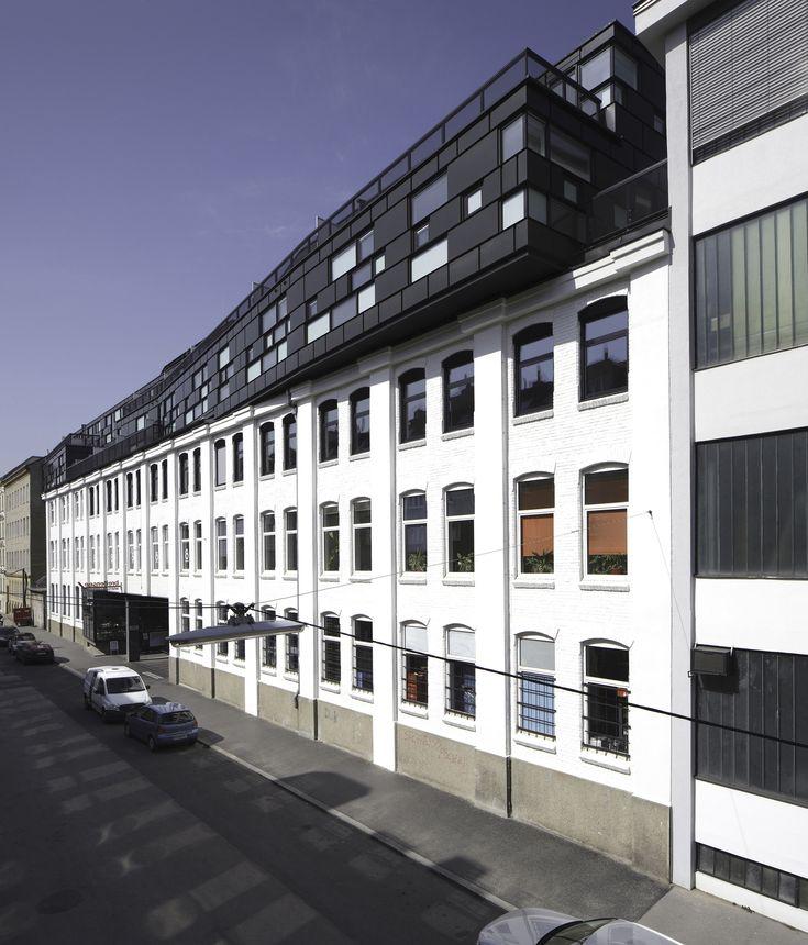 Галерея Wirtschaftspark Breitensee / голодеке архитекторов - 6