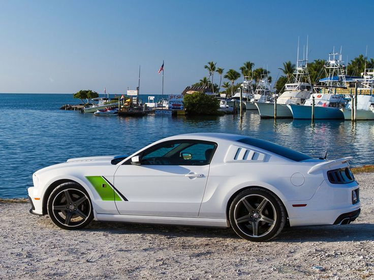 Ford Mustang 2014 Roush
