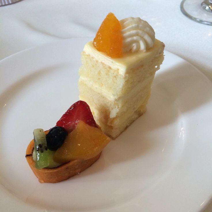 sweet desserts @hermitage