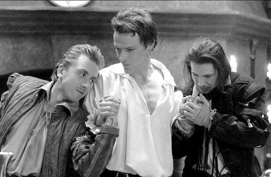 Rosencrantz and Guildenstern Are Dead.